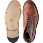 Trickers Malton brogue boot