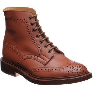 Trickers Malton brogue boots