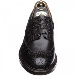 Trickers Bourton rubber-soled brogue