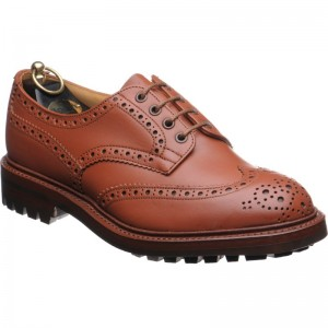 Trickers Keswick (rubber) rubber-soled brogues