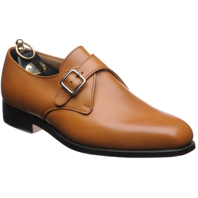 Trickers Mayfair monk shoes