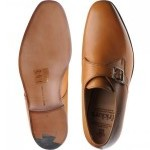 Trickers Mayfair monk shoe