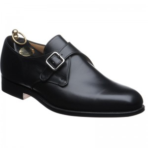 Mayfair monk shoe