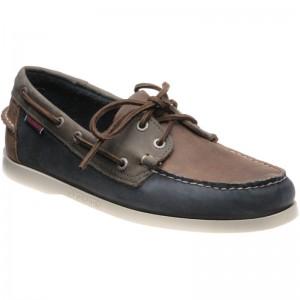 Sebago Spinnaker deck shoe