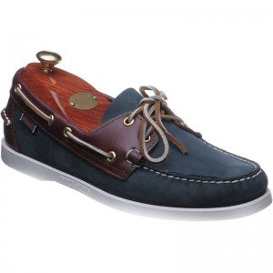 Sebago Spinnaker deck shoes