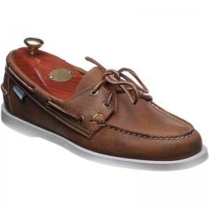 Sebago Docksides rubber-soled deck shoes