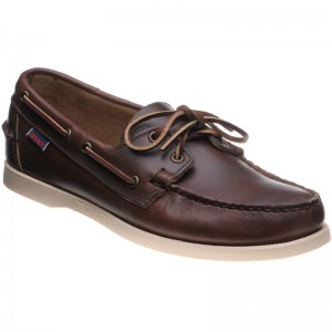 Sebago Dockside Horween deck shoe