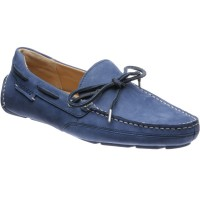 Sebago Kedge Tie driving moccasin