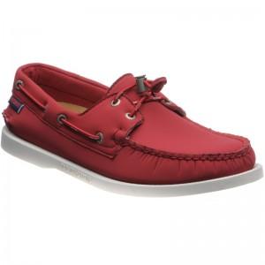 Sebago Docksides Ariaprene deck shoe