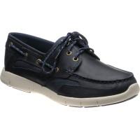 Sebago Clovehitch Lite rubber-soled deck shoes
