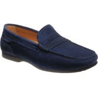Sebago Trenton II rubber-soled loafers