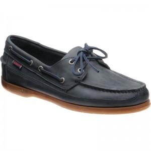 Sebago Schooner deck shoe