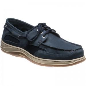 Sebago Clovehitch rubber-soled deck shoes