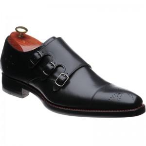 Moser double monk shoe