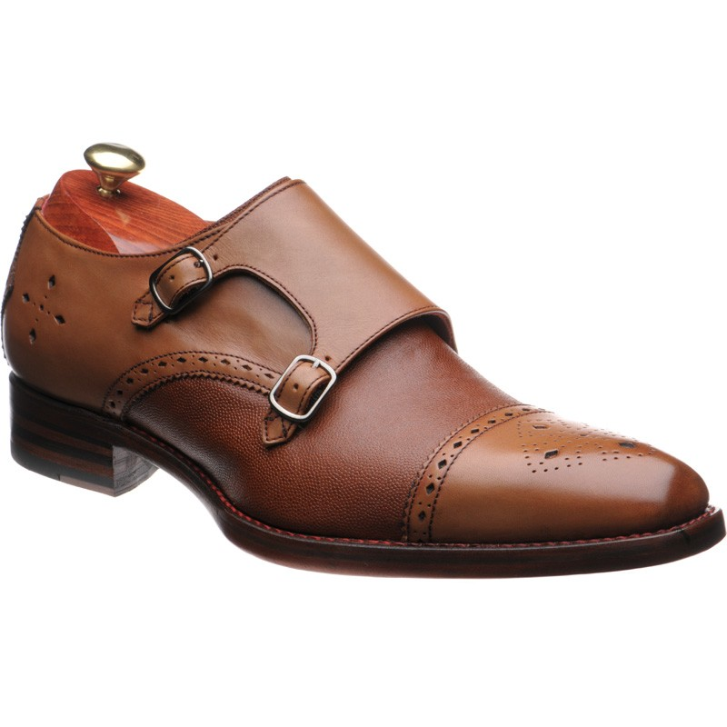 Harry double monk shoe