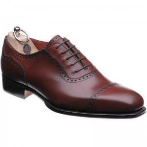 Moore semi-brogues