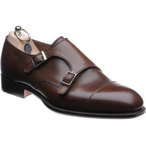 Ramsey double monk shoes
