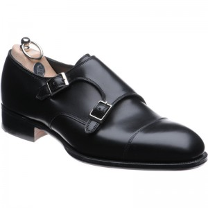Alfred Sargent Ramsey double monk shoes