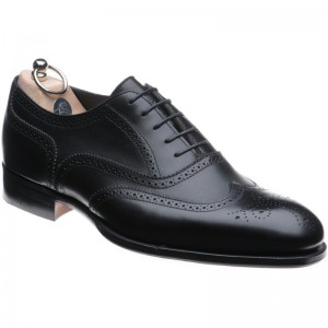 Hunt brogue
