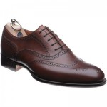 Alfred Sargent Hunt brogue