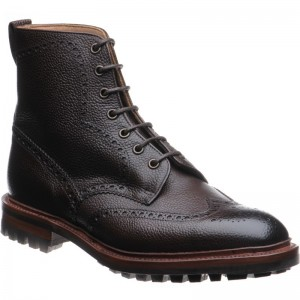 Alfred Sargent Hannover rubber-soled boots