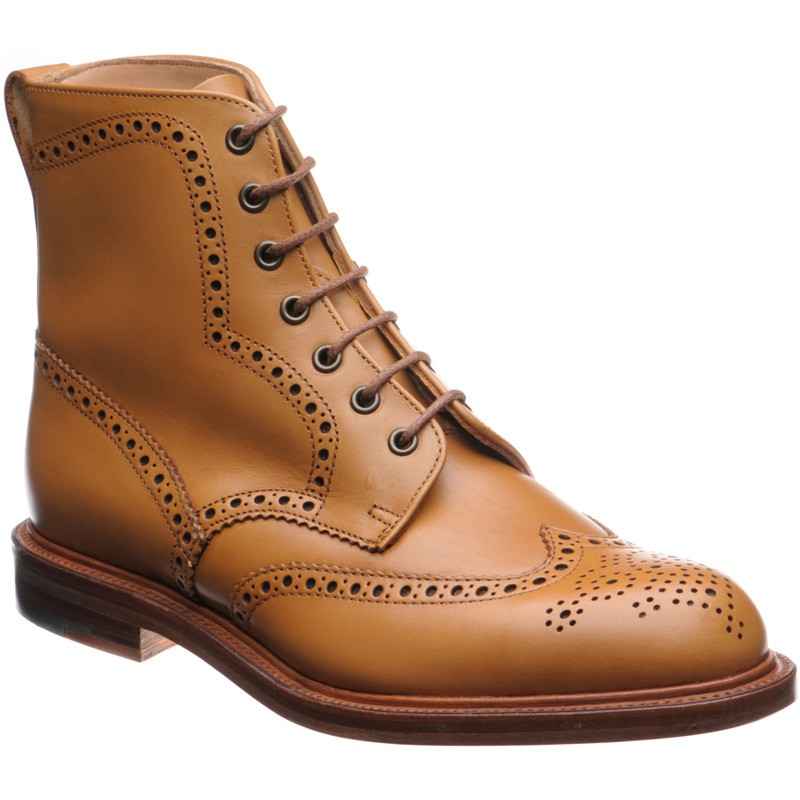 Alfred Sargent Howard brogue boot