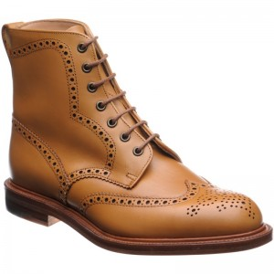 Howard brogue boot