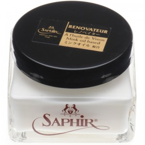 Saphir Renovating cream 75ml