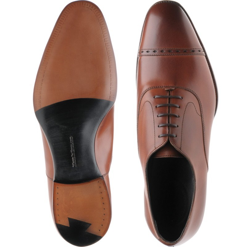 Piccadilly Leather Oxford Shoes