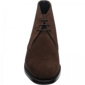Herring Gosforth II rubber-soled Chukka boot