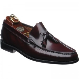 Sienna tasselled loafer