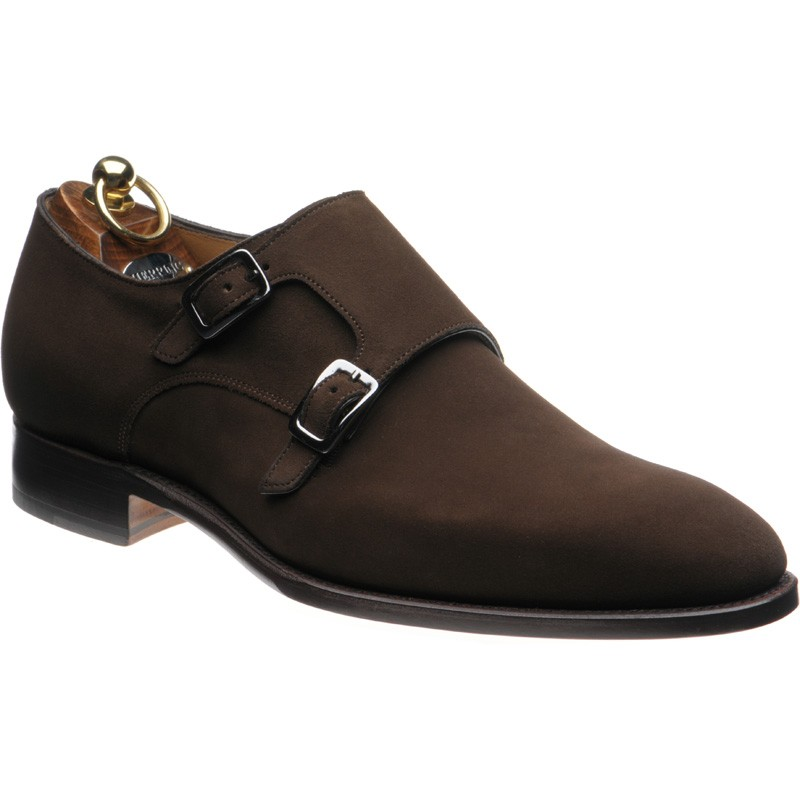 Herring Shakespeare double monk shoe