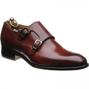 Shakespeare double monk shoe