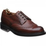 Herring Rusland rubber-soled brogue