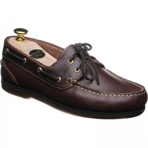 Herring Dover in Chestnut Leather