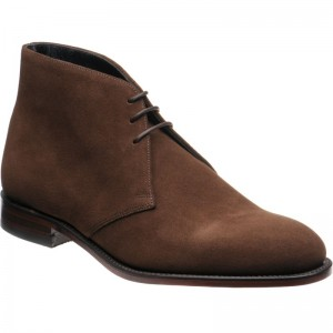 Herring Campden rubber-soled Chukka boots
