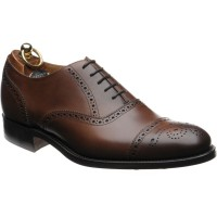 Herring Lambeth rubber-soled semi-brogue