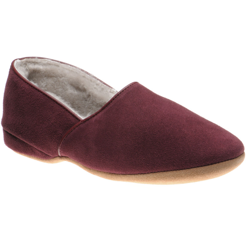 Herring Earl slipper