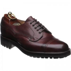 Wasdale rubber-soled Derby shoes