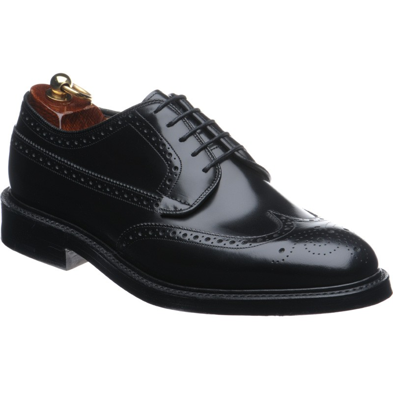 Herring Canning brogue