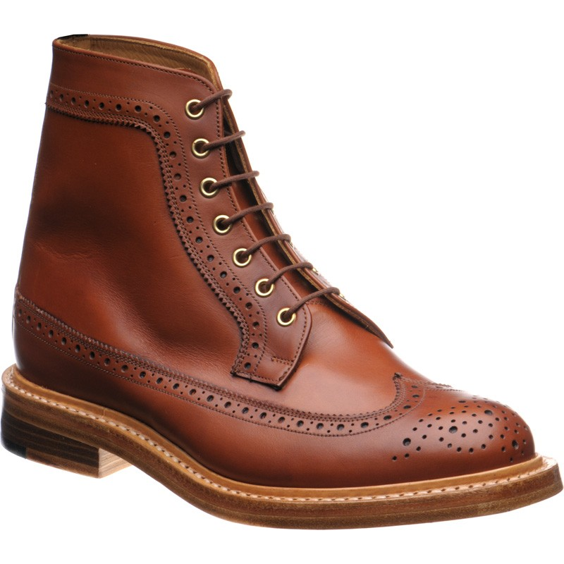 Herring Froswick brogue boot