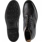 Herring Steeple brogue boot