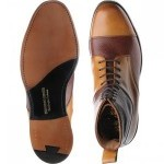 Herring Pirbright two-tone boot