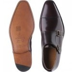 Herring Shakespeare II monk shoe