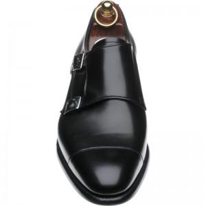 Herring Attlee double monk shoe