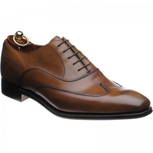 Herring Desborough in Mahogany Calf