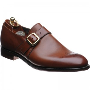 Herring Hilton monk shoe