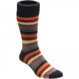 Herring Cuthbert Sock