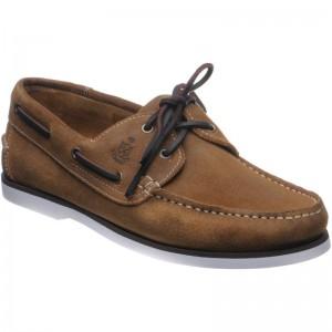 Herring Fowey deck shoes