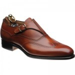 Herring Durham monk shoe
